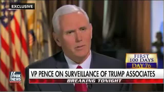 Pence: Surveillance of Trump Transition Team Should Be Troubling to All Who Cherish Civil Liberty