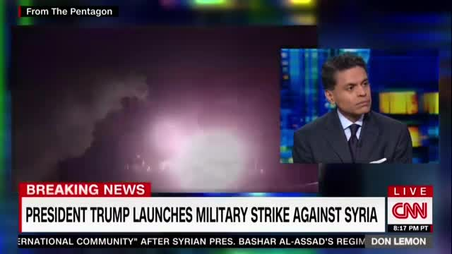 CNN's Fareed Zakaria Questions If US 'Acted as ISIS's Air Force'