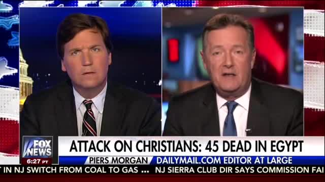 Piers Morgan: Media Doesn't Care About Christian Genocide by ISIS