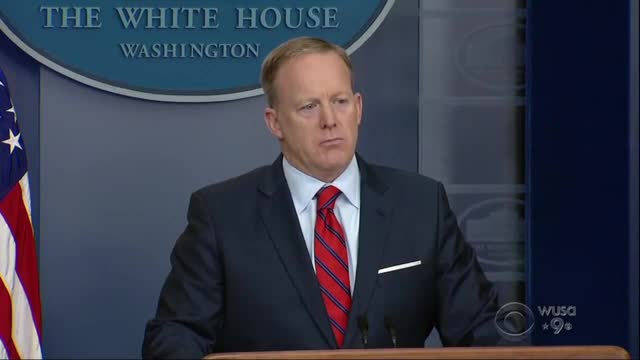 CBS Goes Low, Hurls Personal Insults at Spicer Over Hitler Blunder