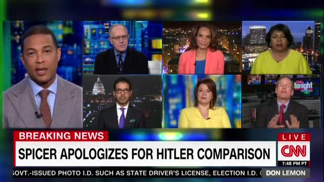Obvious Liberal April Ryan Denies She's Obviously a Liberal on CNN
