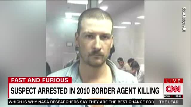 Nets Ignore the Capture of Murderer Who Kill Border Patrol Agent Brian Terry