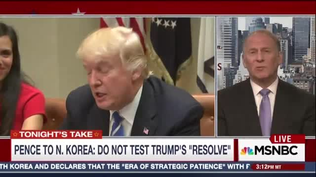 MSNBC's Tur Insists Trump's Foreign Policy Flips Stem from His 'Ignorance'