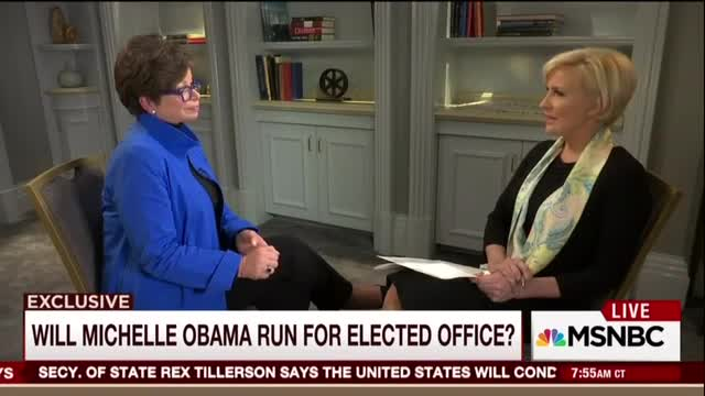Mika Begs Jarrett: Tell Obama to 'Come Back,' 'Save the Party,' Tell Dems 'What to Do!'