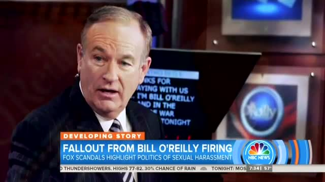 NBC Claims O'Reilly Story 'Stirs Up Memories of Anita Hill'