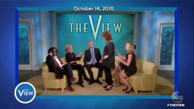 The View Brags About Temper Tantrum During 2010 O'Reilly Appearance