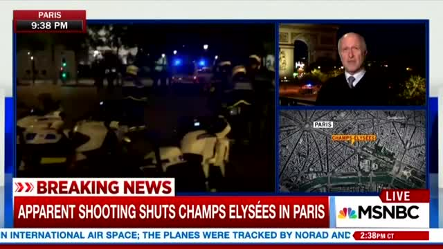 Daily Beast Editor Fears French 'Far-Right' Will 'Exploit' Paris Shooting