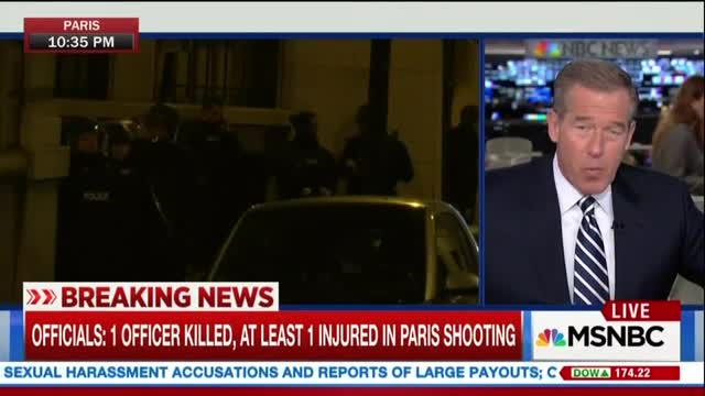 MSNBC Unanimously Condemns Trump for Referring to Paris Attack as Terrorism