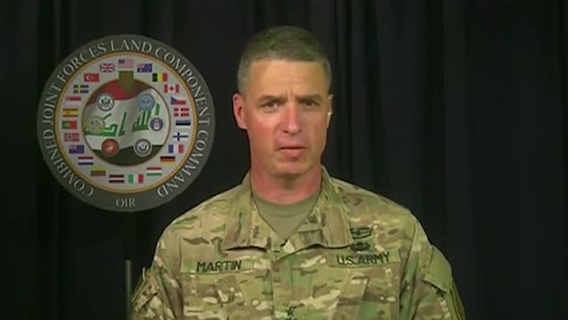 U.S. Military Commander: 'Daesh Has Used Chemicals in the Vicinity of Mosul'