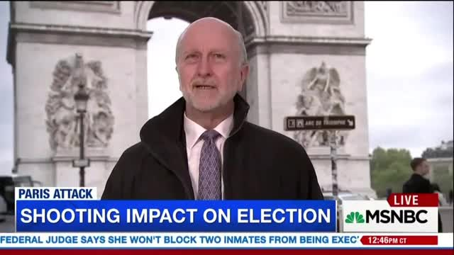 MSNBC's Dickey Sees 'Crypto-Facsist' Right vs. 'Obama-Like,' 'Thoughtful' 'Progressive' in France