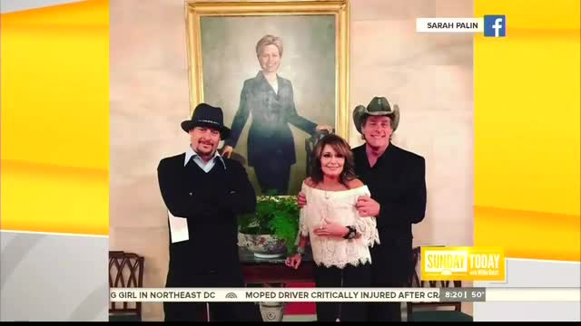 NBC Ignores American Arrested in North Korea, But Slams Palin Photo