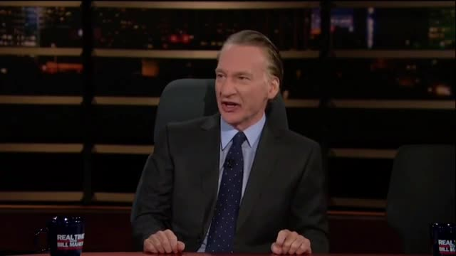 Maher Sees US 'Gassing' World w CO2; Men Are 'Whiny B****es' & GOPers 'Stupid'
