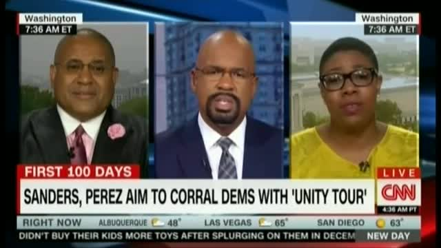 CNN's Blackwell Presses Dems on DNC Cutting Aid for Pro-Life Dems