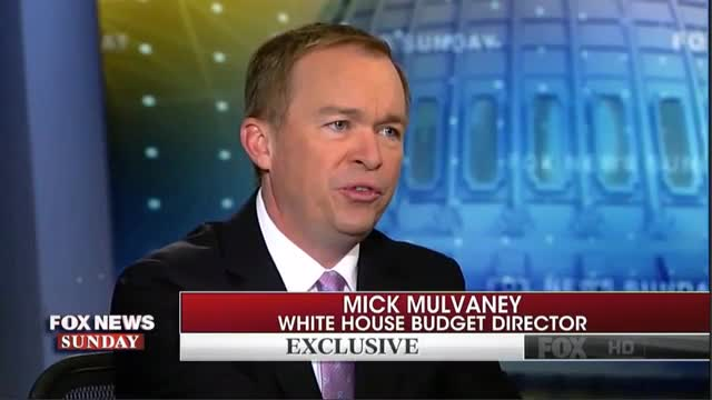 Mulvaney: 'Guidance' on Trump's Tax Plan, Not Details, Coming on Wednesday