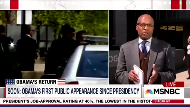 MSNBC: Dems 'Desperate' for 'Hero' Obama to Trash Trump