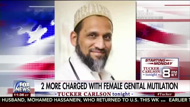 Tucker Carlson on FGM Case