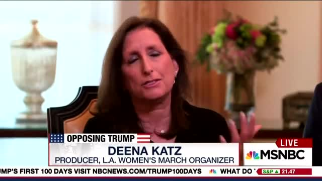 MSNBC Hosts Left-Wing Group Therapy Session for Trump Haters