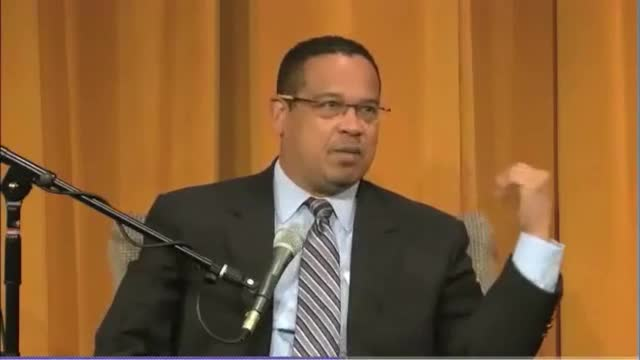 Rep. Keith Ellison: 'Barack Obama Could Have Been a Better Party Leader'