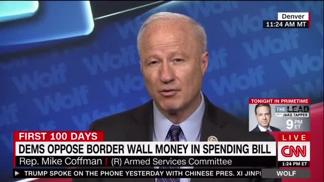 GOP Rep. Coffman: 'We Want to Have a Clean Appropriations Bill'