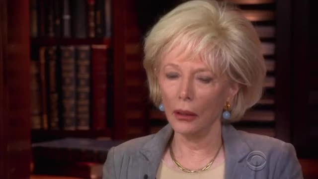 Lesley Stahl of 60 Minutes frets that courts aren't doing enough to thwart Republicans