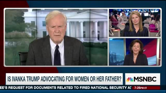 Matthews Strongly Defends, Re-Ups Comparing Trump Family to Romanovs, Saddam's Children