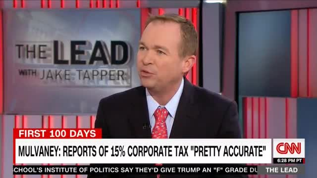 WH Budget Director: 'We Look at Deficits Through a Different Lens'