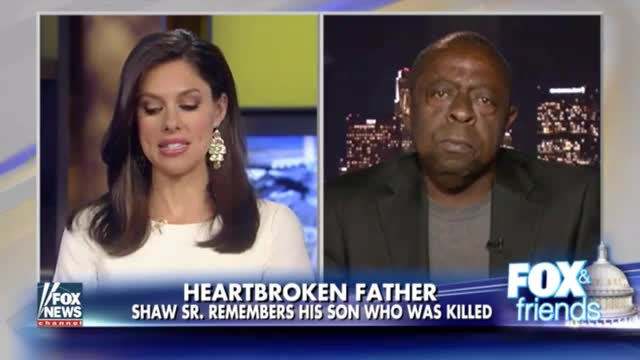Jamiel Shaw: 'My Son Was Murdered by a DREAMer' -- An 'Illegal Alien on 3rd Gun Charge'