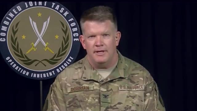 U.S. Military Identifies 'Mustard Agent' As Chemical Used by ISIS Against Iraqi Troops