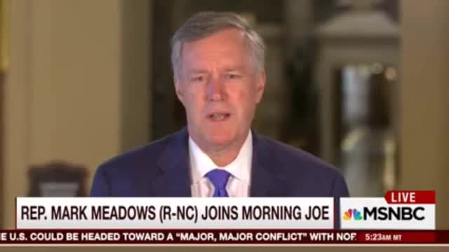 Meadows Anticipates a Vote on Revised Health Care Bill 'In the Coming Days'