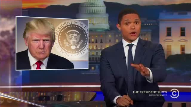 Daily Show's Trevor Noah: 'F**k You' Obama 'Haters!'