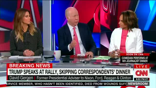 'Disturbing' Speech by 'Moral Midget'; CNN Suffers Epic Meltdown Post-Trump Rally