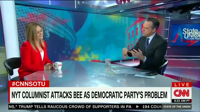 Samantha Bee on CNN: There Is No 'Smug Liberal Problem'