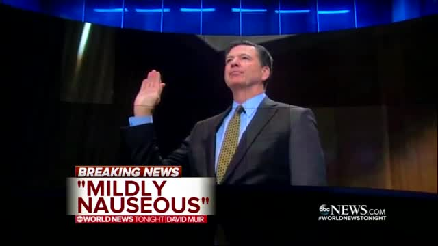 ABC Hammers FBI Director Comey, Push that He Swayed Election
