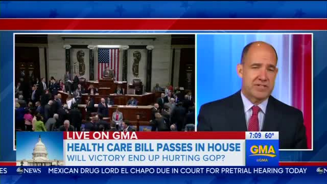 Dowd: GOP Managed to 'Make Obamacare Popular' With Health Care Repeal