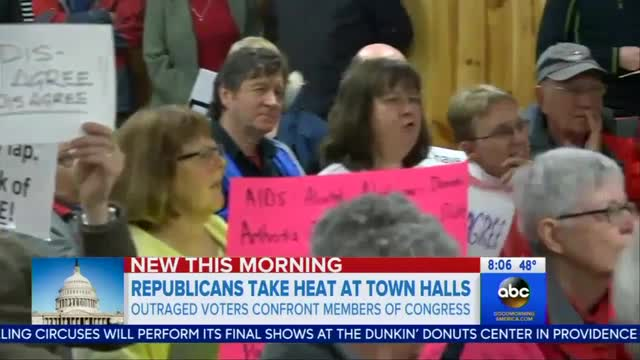 ABC Smears House GOP: They 'Betrayed' and 'Sold Out' Their Constituents