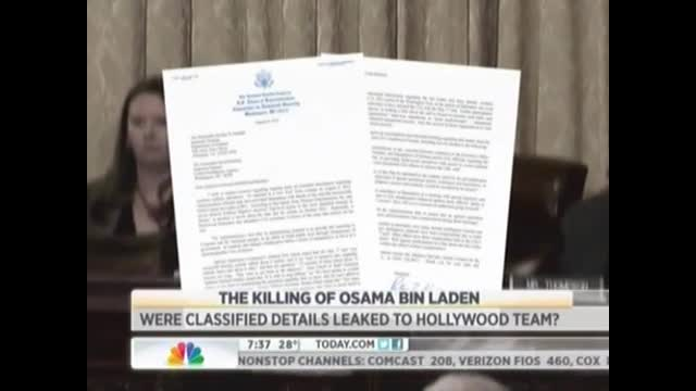 FLASHBACK: NBC Pushed Back at Suggestions Obama Admin Leaked Classified Info