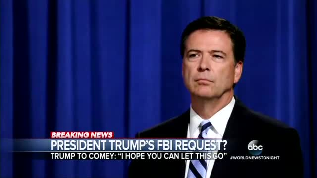 Nets Sprint to Hammer Trump With Comey Memo, But Haven't Seen It
