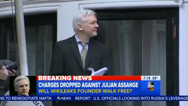 ABC Continues With Wikileaks Conspiracy Theories
