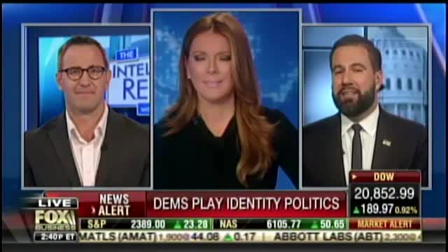 Watch Liberal Guest Pushing Identity Politics Get Destroyed by FBN Host, Conservative Activist