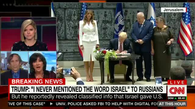 CNN's Amanpour Tags Israeli Govt as 'Very Far Right'