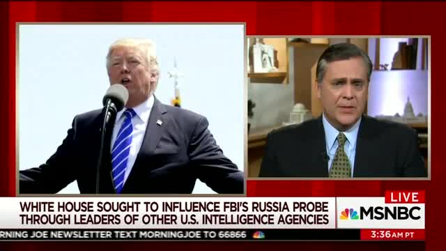 Scarborough Says Trump Guilty of Conspiracy and Jonathan Turley Disagrees
