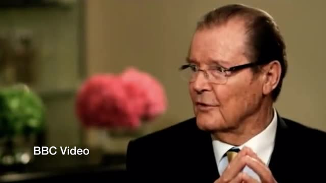 Roger Moore: I Believe In God, Death A 'Big Adventure'