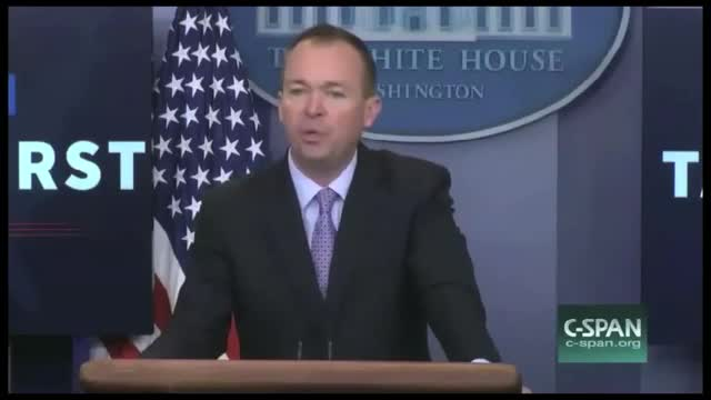 WH Budget Director: Obama Administration Spent Too Much on Climate Change 'and Not Very Efficiently'