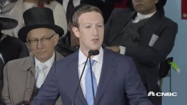 Mark Zuckerberg Criticizes Wealth Inequality, Plugs Universal Basic Income