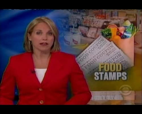 CBS: Food Stamps Get Licked By Inflation