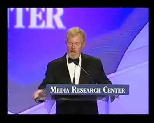 L.Brent Bozell Presents the William F. Buckley Jr. Award for Media Excellence to Brit Hume