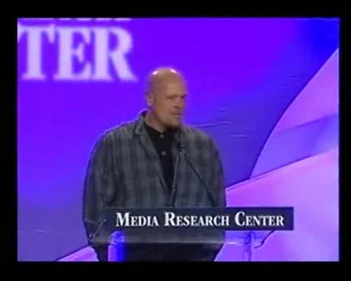 "Joe ""the Plumber"" Wurzelbacher Accepts ""Obamagasm"" Award"
