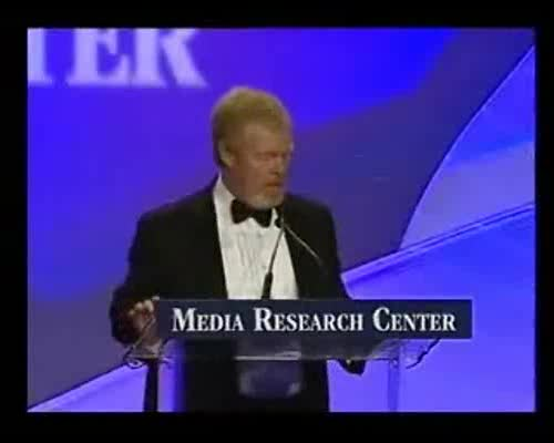 Brent Bozell Gives Closing Remarks at the 2009 MRC Gala and DisHonors