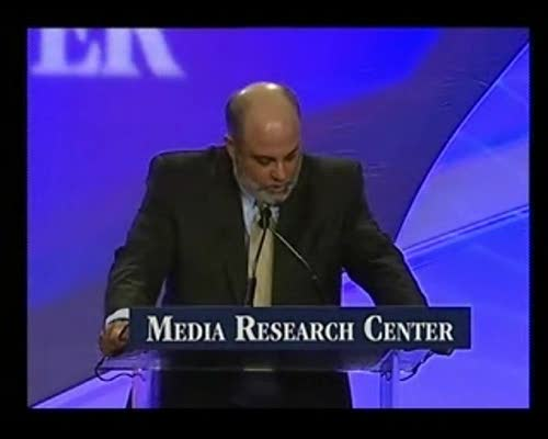 Highlights of Mark Levin from the MRC 2009 Gala