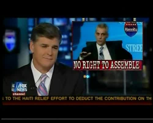 FNC&#039;s Sean Hannity References Our Video